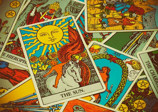 Teaching of Tarot