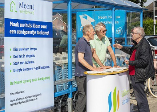Pop up Energiecoaches